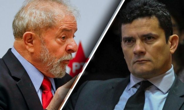 Lula tem acesso a mensagens de Moro obtidas por hackers