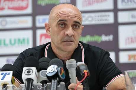 Itamar Schülle é confirmado como novo técnico do Paysandu