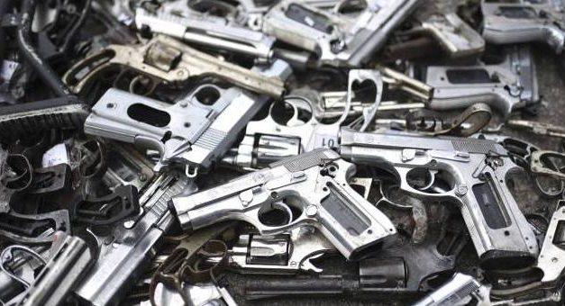 Número de civis armados ultrapassa 1 milhão no Brasil