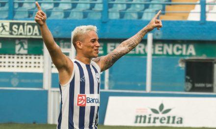 Nova temporada, nova oportunidade: Diego Matos mira titularidade no Paysandu em 2021