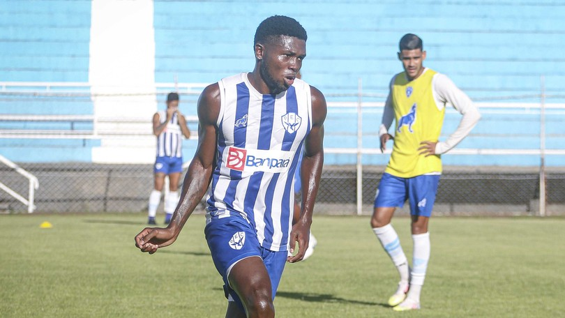 Volante se despede nas redes sociais e chega a 15 o número de jogadores de saída do Paysandu