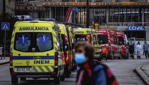 Coronavírus: como Portugal, exemplo na 1ª onda da pandemia, chegou à beira do colapso na 2ª
