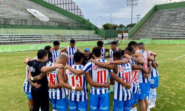 Paysandu sofre gol ilegal e Manaus empata em jogo pelas quartas de final