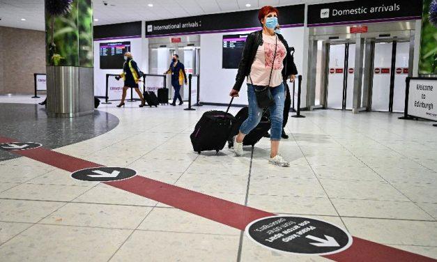 Escócia impõe 'quarentenas controladas' em todas as chegadas