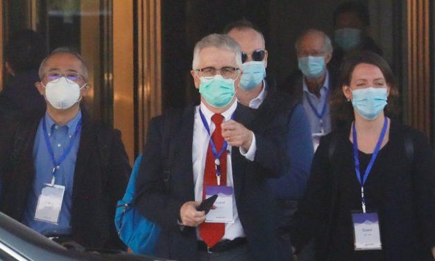 Teoria de fuga do vírus de laboratório chinês é pouco provável, afirma especialista da OMS