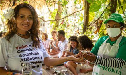 Festival 'Vinho Nômade' leva gastronomia e turismo sustentável para a Ilha do Combu