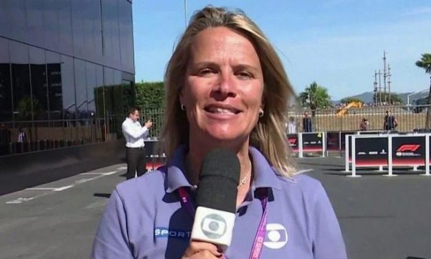 Band fecha com Mariana Becker após tirar Fórmula 1 da Globo