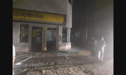 Ataque a banco em Mangaratiba, RJ, termina com troca de tiros em plena madrugada