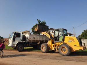 Prefeitura de Marituba já retirou mais de 1.500 toneladas de lixo das ruas do município