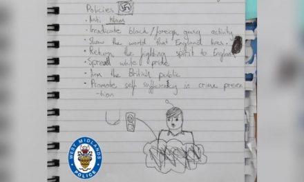 'Terrorista mais jovem da Inglaterra' é condenado aos 13 anos de idade