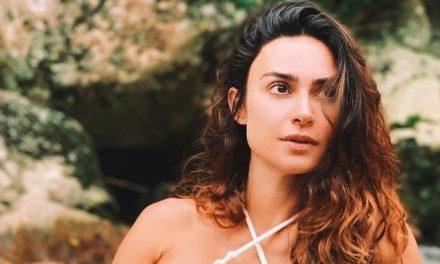 """Thaila Ayala surge com look de treino estiloso e chama atenção: """"Maravilhosa"""""""