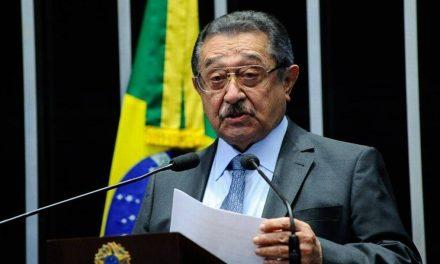Senador José Maranhão morre aos 87 anos, vítima de covid-19