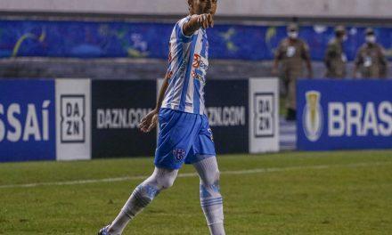 Longo prazo: Marlon renova contrato com o Paysandu, com vínculo até dezembro de 2024