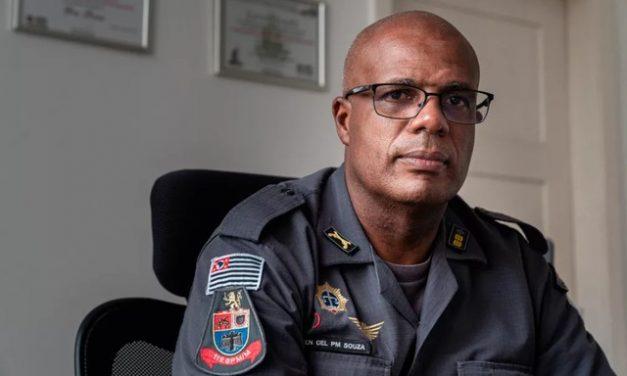 Tenente-coronel da PM sofre ataque racista durante palestra virtual da USP