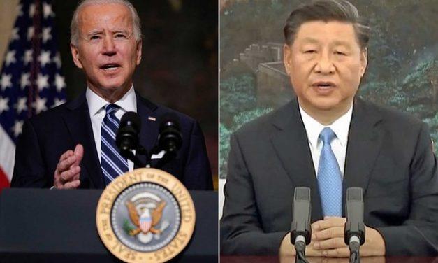 Em primeira conversa por telefone, Joe Biden e Xi Jinping falam sobre pandemia, economia e Hong Kong