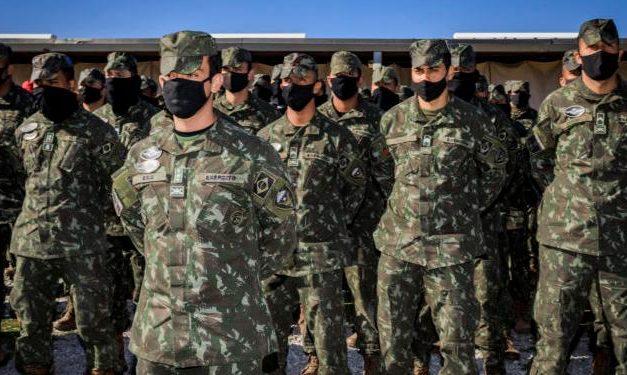 Dinheiro público bancou compra de 700 toneladas de picanha e 80 mil cervejas para militares