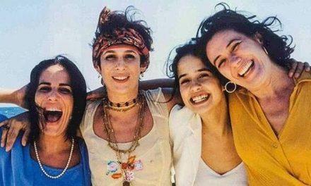 """Gloria Pires relembra clique com Andrea Beltrão, Lilia Cabral e Paloma Duarte: """"Irmãs"""""""