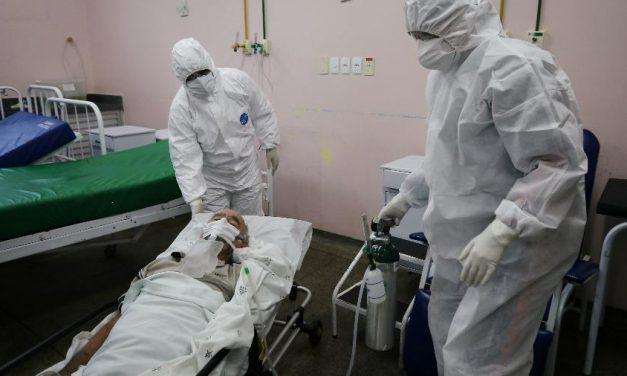 Com 2ª onda e colapso, AM supera mortalidade de países líderes de covid-19