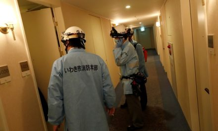 Terremoto com epicentro no mar a leste do Japão é sentido em Tóquio