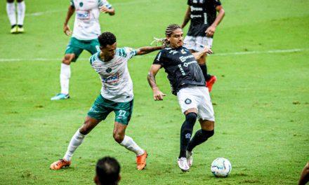 Com gol aos 43 minutos do segundo tempo, Remo arranca empate diante do Manaus na semi da Copa Verde