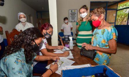 Prefeitura de Ananindeua divulga calendário de vacinação contra Covid-19 de idosos de 68 a 84 anos