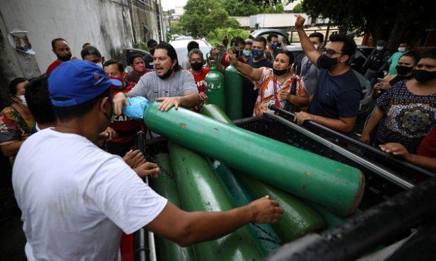 Crise do oxigênio: um mês após colapso em hospitais, Manaus ainda depende de doações do insumo