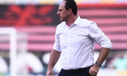 """Ceni mira """"final"""" Flamengo x Inter e minimiza dores de atletas: """"Para ser campeão, tem que ser assim"""""""
