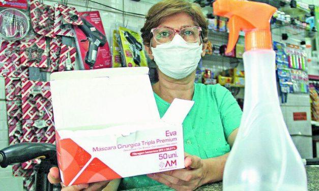 Pandemia exige novos hábitos no comércio, mas há resistência