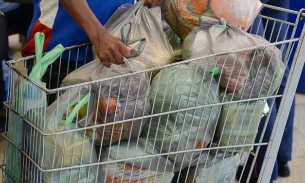 Sacolas plásticas estão proibidas a partir deste domingo no Pará