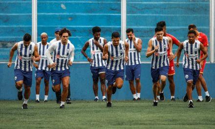 Paysandu inicia pré-temporada com 19 atletas; dois saem de férias e atacante deve ser emprestado
