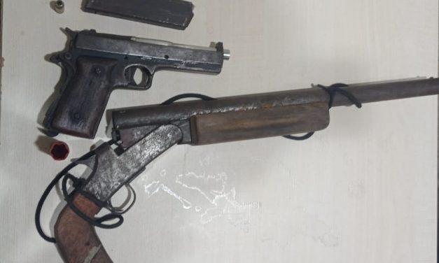 Ação conjunta prende suspeito de roubo em Moju