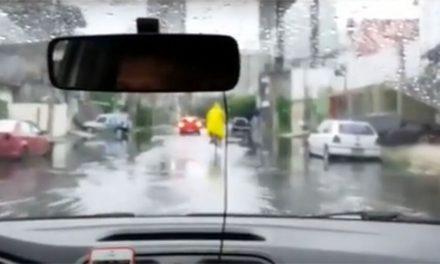 Trânsito: apesar da chuva, Belém tem tranquilidade e poucos pontos de alagamento