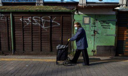 Inglaterra: Estudo mostra forte queda nas infecções por covid-19