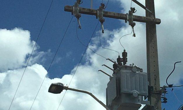 Moradores reclamam de quedas constantes de energia em Moju nesta quarta