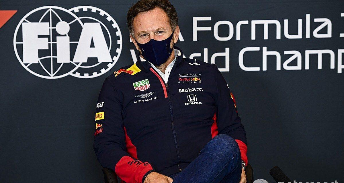 F1: Horner vê oportunidade de se aproximar da Mercedes em 2021