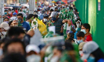 Peru sofre com escassez de oxigênio medicinal há um mês