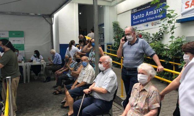 Vacinação precisa aumentar 11 vezes no Brasil para conter covid em 1 ano