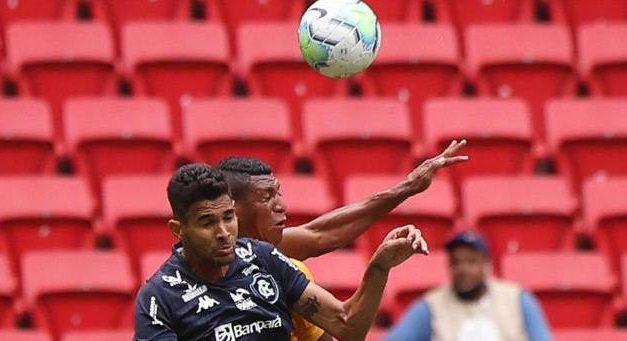 Brasiliense faz valer mando de campo e vence o Remo na primeira partida da final da Copa Verde