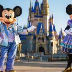 Walt Disney World celebra 50 anos com festa que vai durar 1 ano e meio