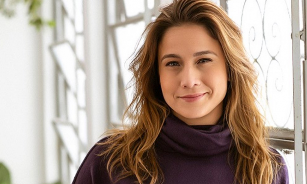Fernanda Gentil aparece em clique pós treino e diverte web