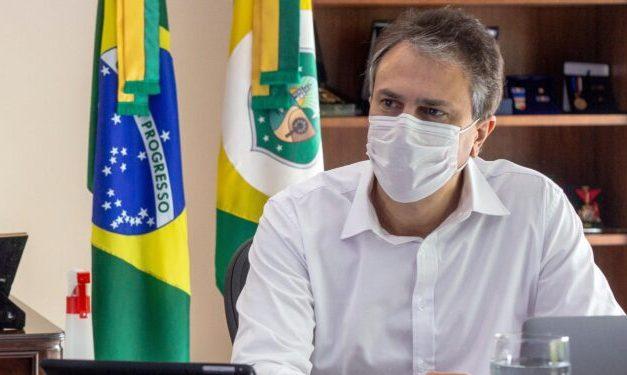 Governador do Ceará diz que não vai se encontrar com Bolsonaro devido ao risco de aglomeração