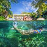 Saiba de onde vêm as águas termais que fazem a alegria dos turistas em Goiás