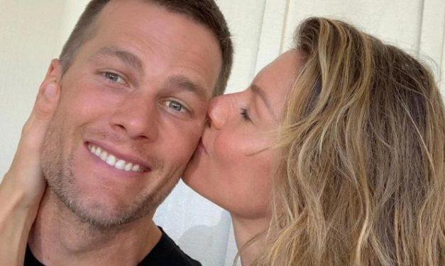 """Gisele Bündchen celebra 12 anos de relacionamento com Tom Brady: """"Crescemos muito juntos"""""""