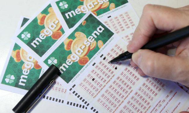 Mega-Sena: aposta única fatura prêmio de R$ 49,3 milhões; veja números