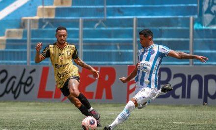 Paysandu e Castanhal empatam na estreia dos times no Campeonato Paraense 2021