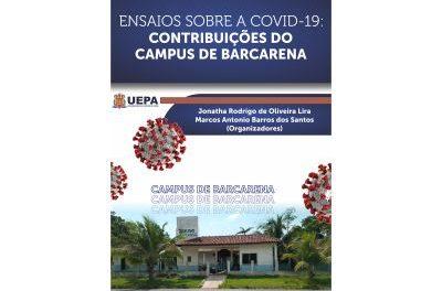 Livro digital editado pelo campus da Uepa em Barcarena reúne ensaios sobre a Covid-19