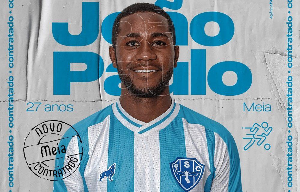 Anunciado na Portuguesa-RJ, meia-atacante deixa equipe carioca e assina com o Paysandu