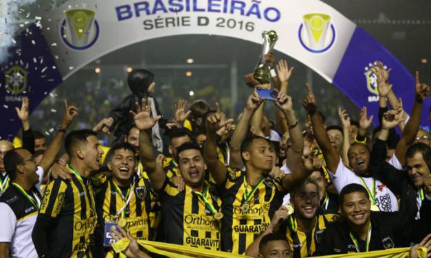 Castanhal faz duelo de aurinegros na Copa do Brasil contra campeão invicto da Série D do Brasileiro