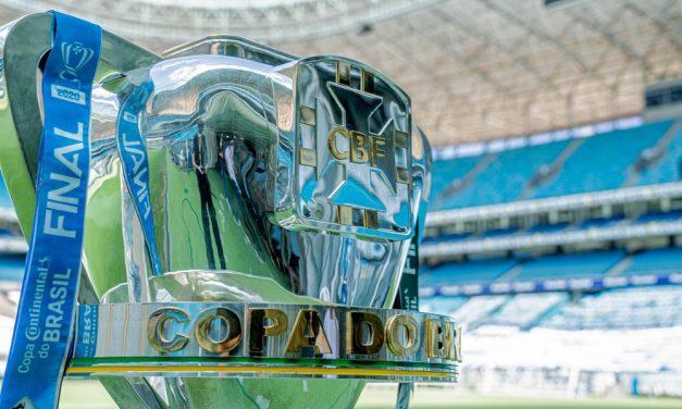 CBF divulga a tabela detalhada da 1ª fase da Copa do Brasil 2021; veja datas e horários dos jogos