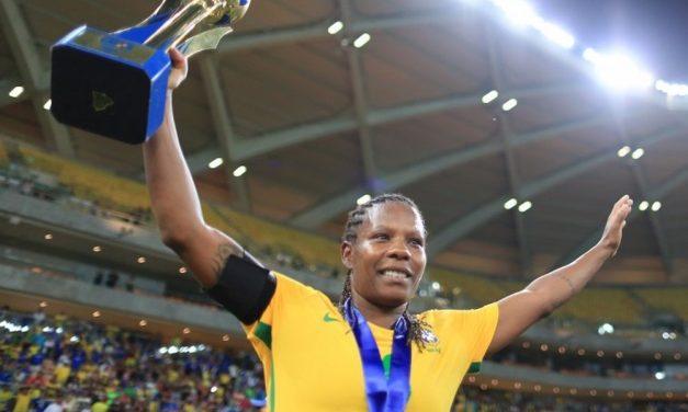 Contra todas as expectativas, Formiga completa 43 anos sendo um dos principais símbolos do esporte brasileiro